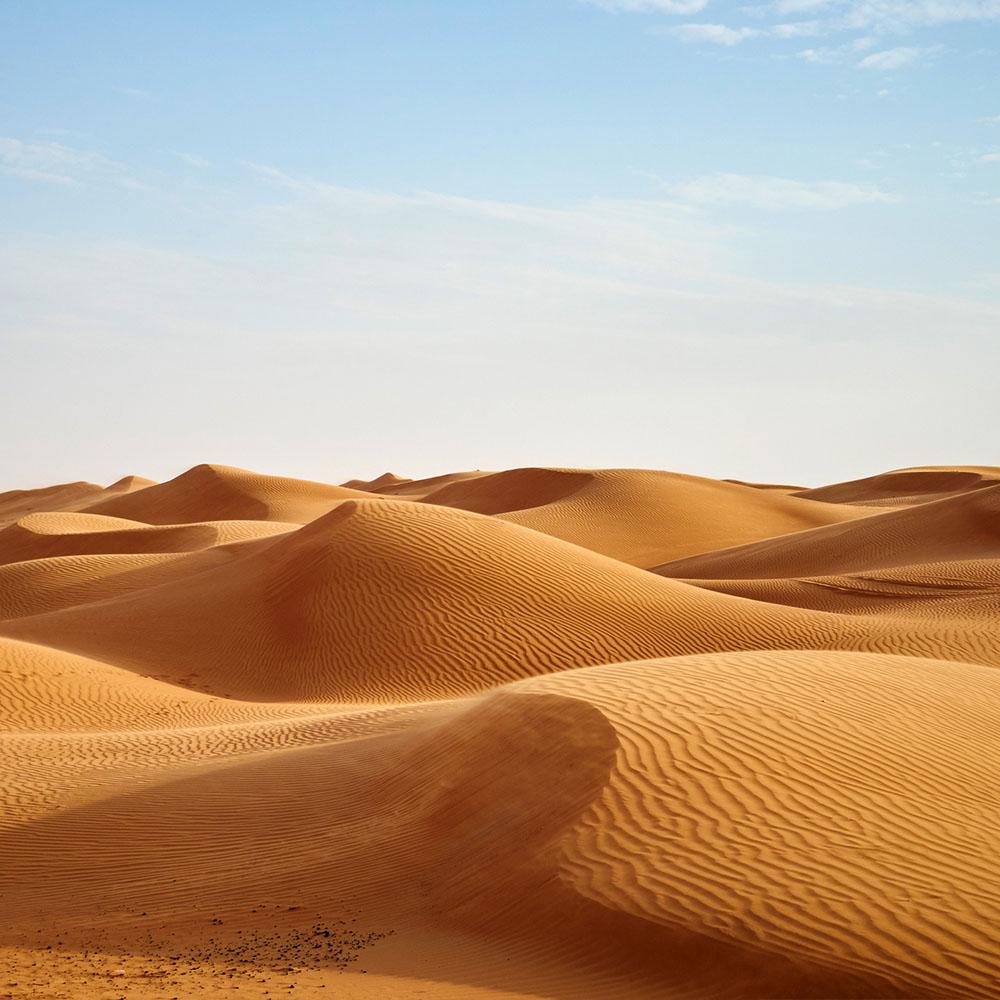Wahiba Sand Dunes