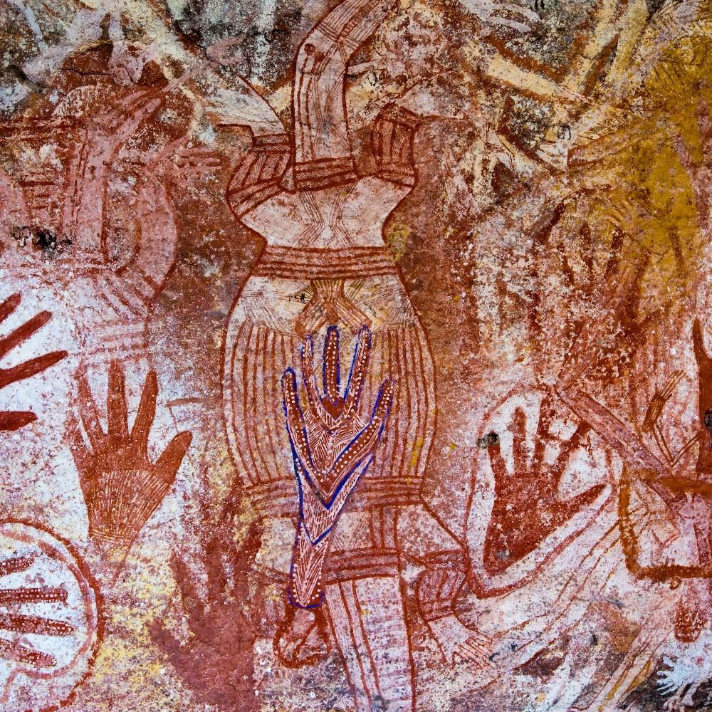 Anangu rock art, Uluru