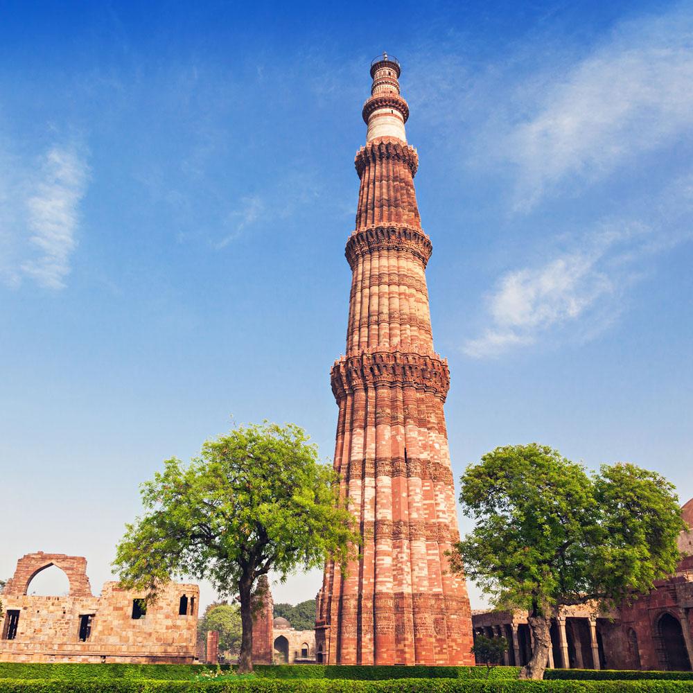 Qutub Minaret, Delhi