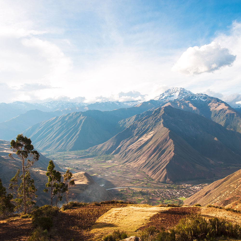 Urubamba Valley