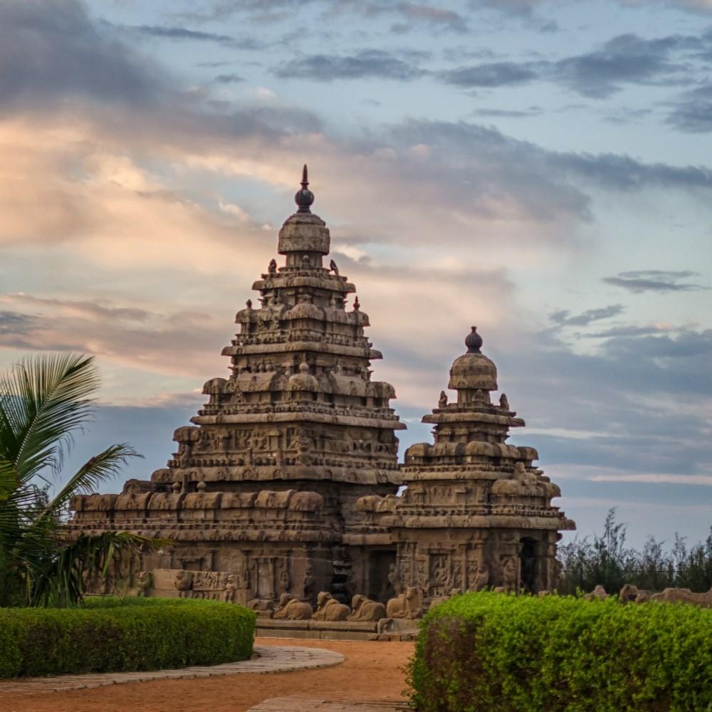 Temples at Mahabalipuram