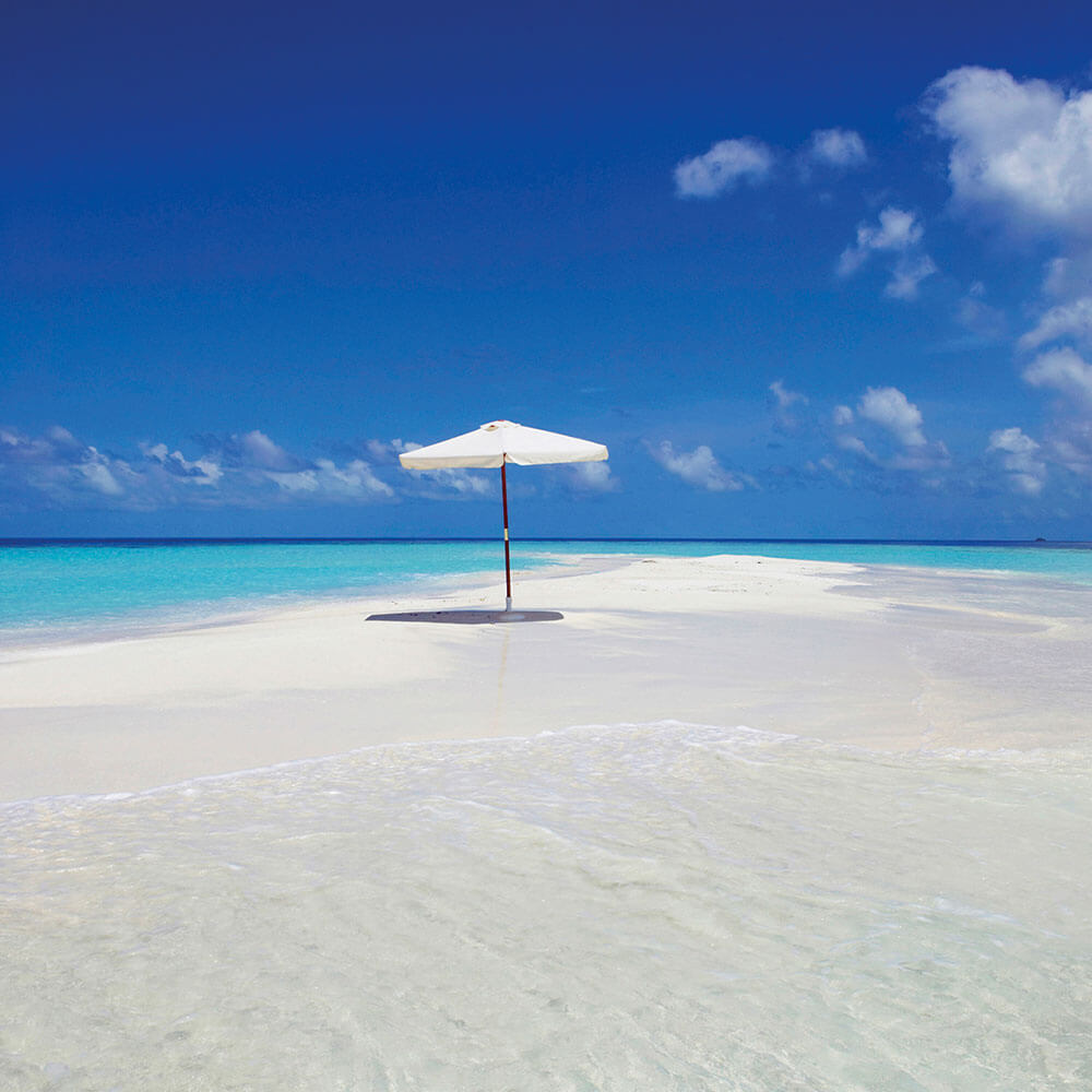 Maayafushi beach
