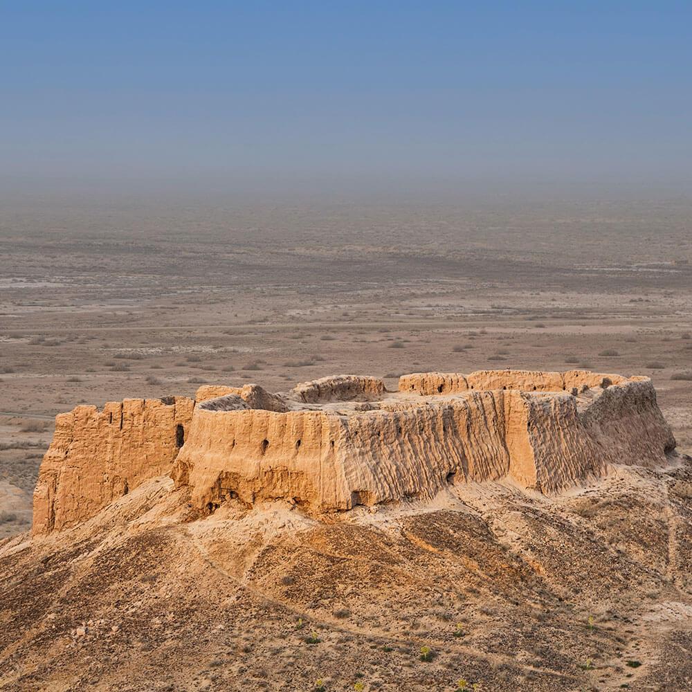 Ayaz Kala fort