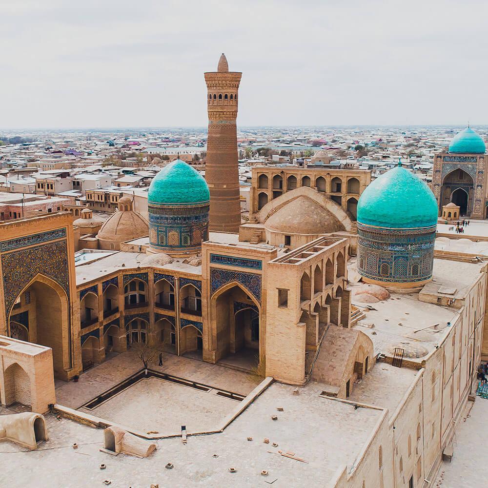Kalyan Minaret