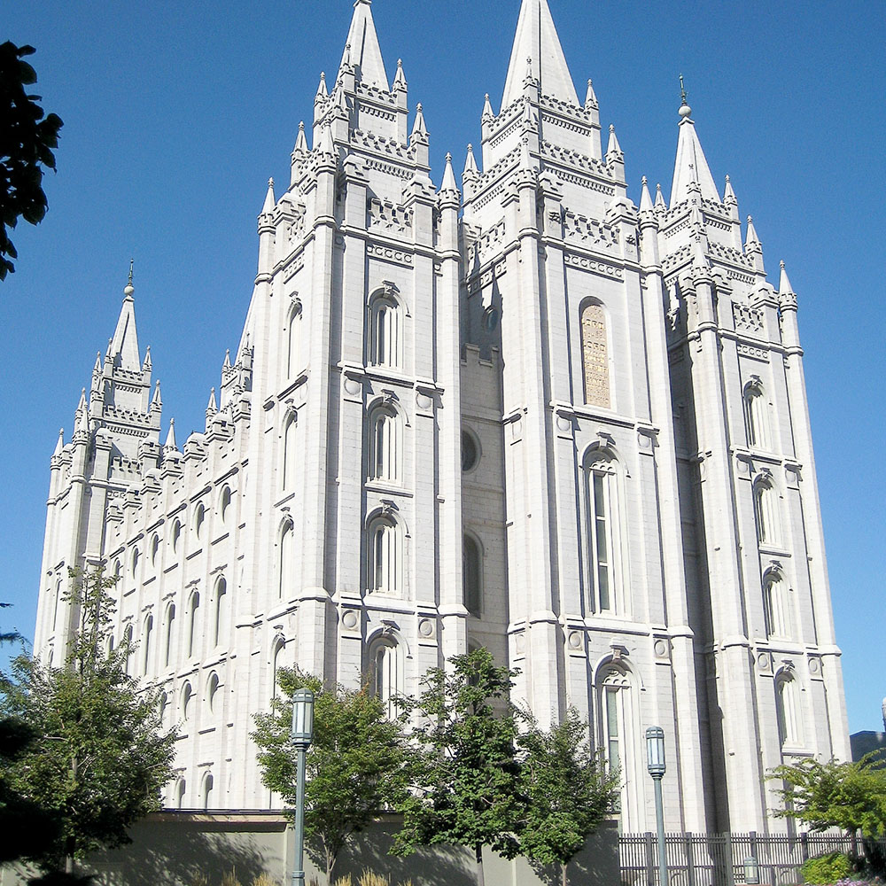 Church of the Latter Day Saints, Salt Lake City